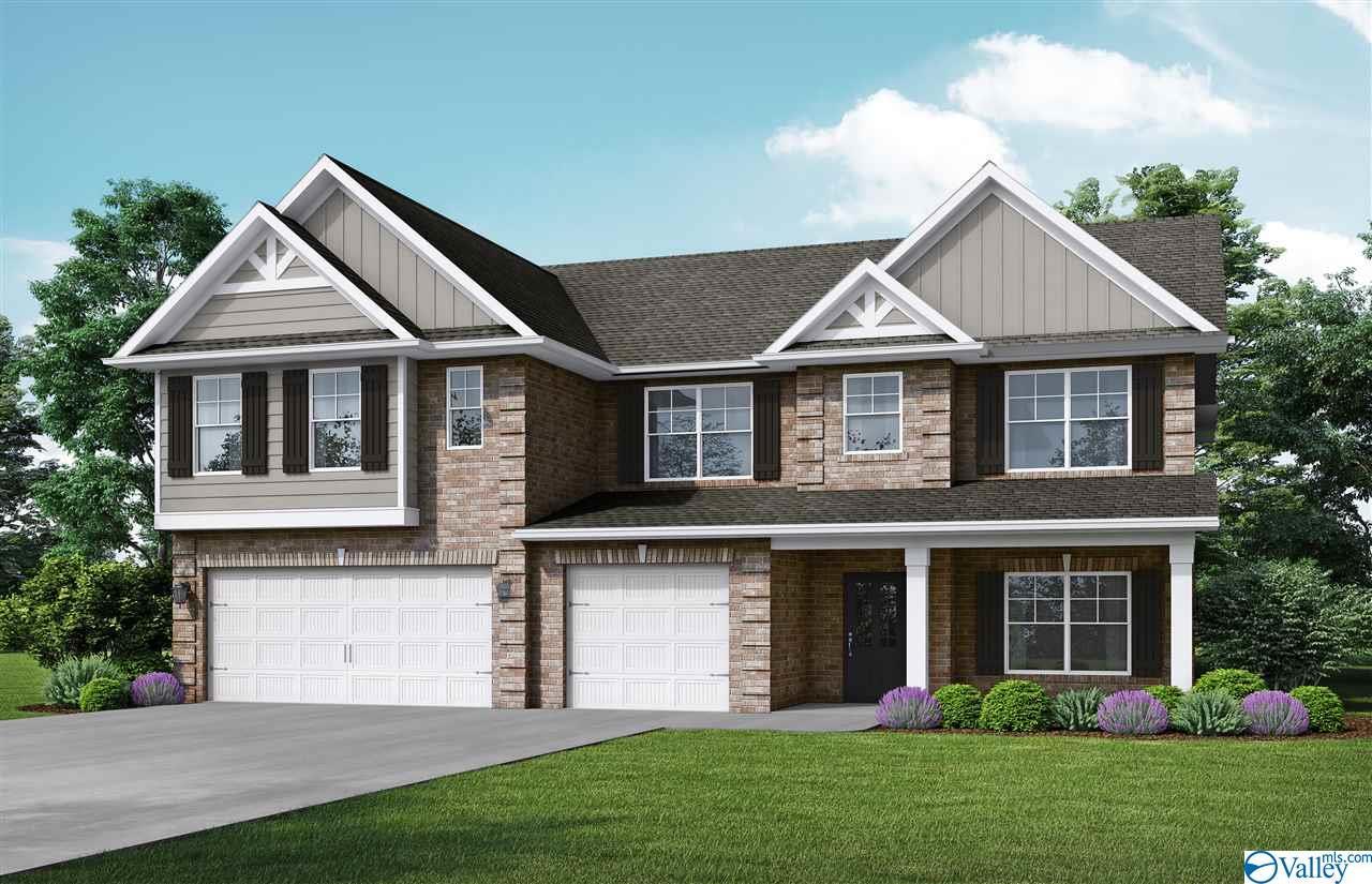 Photo of home for sale at 225 Melbridge Drive, Madison AL