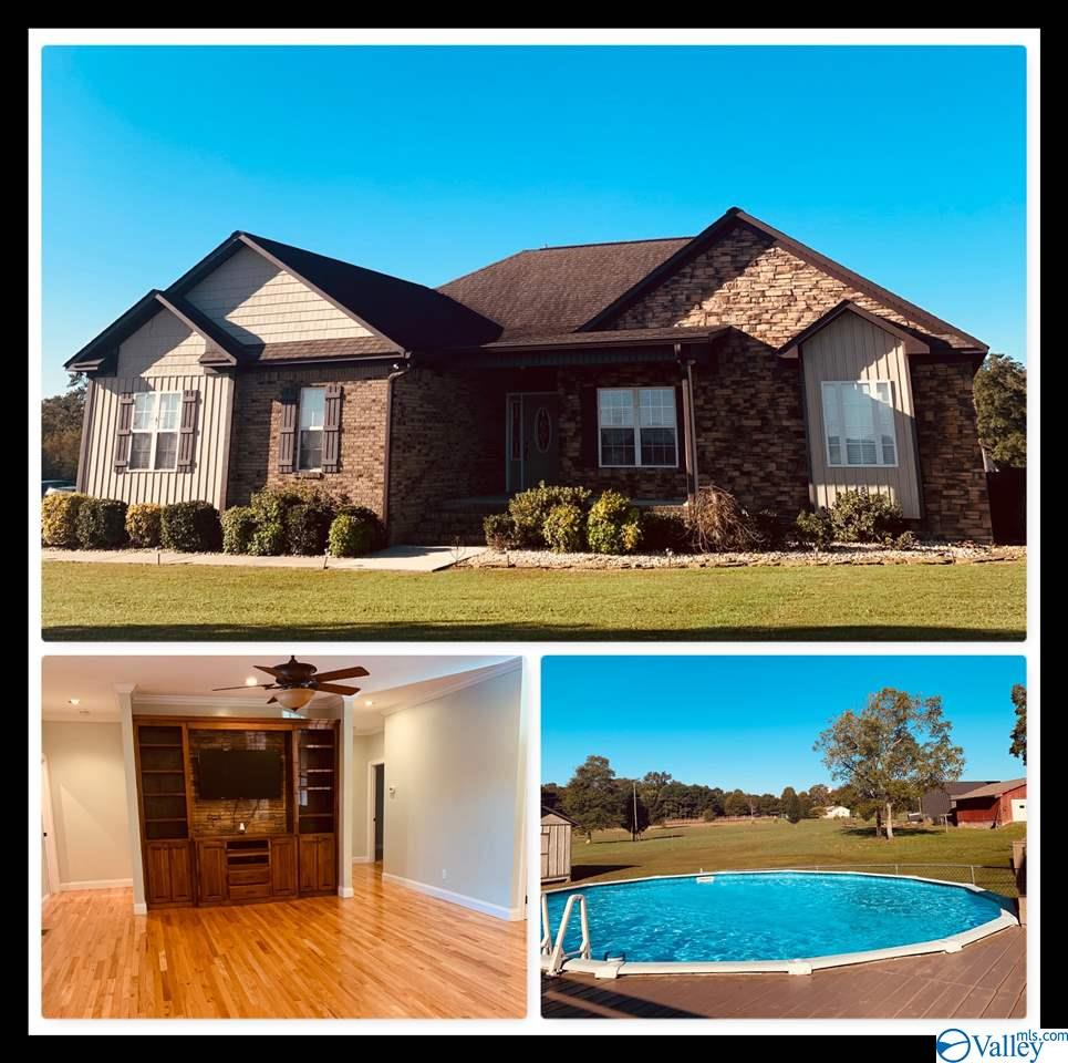 Photo of home for sale at 540 Bryant Road, Boaz AL