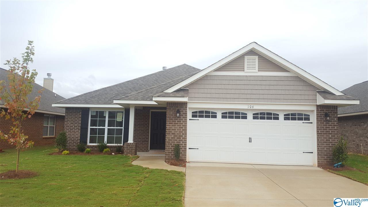 Photo of home for sale at 114 Ardsley Drive, Madison AL