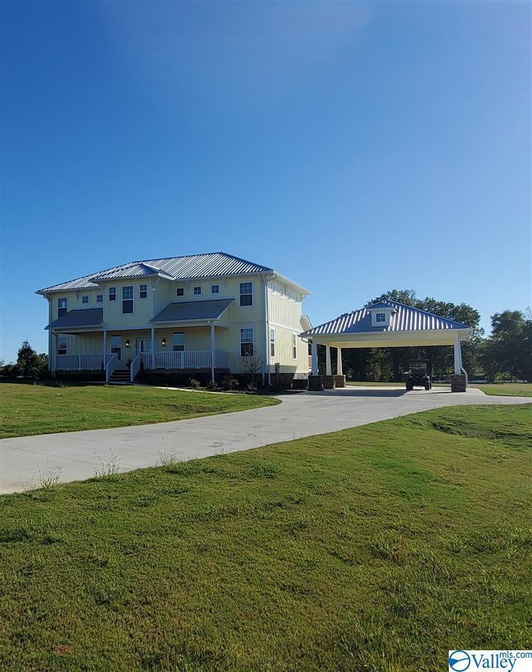 Photo of home for sale at 700 County Road 514, Centre AL