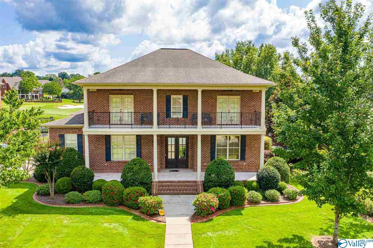 Photo of home for sale at 2608 Treyburne Lane, Owens Cross Roads AL