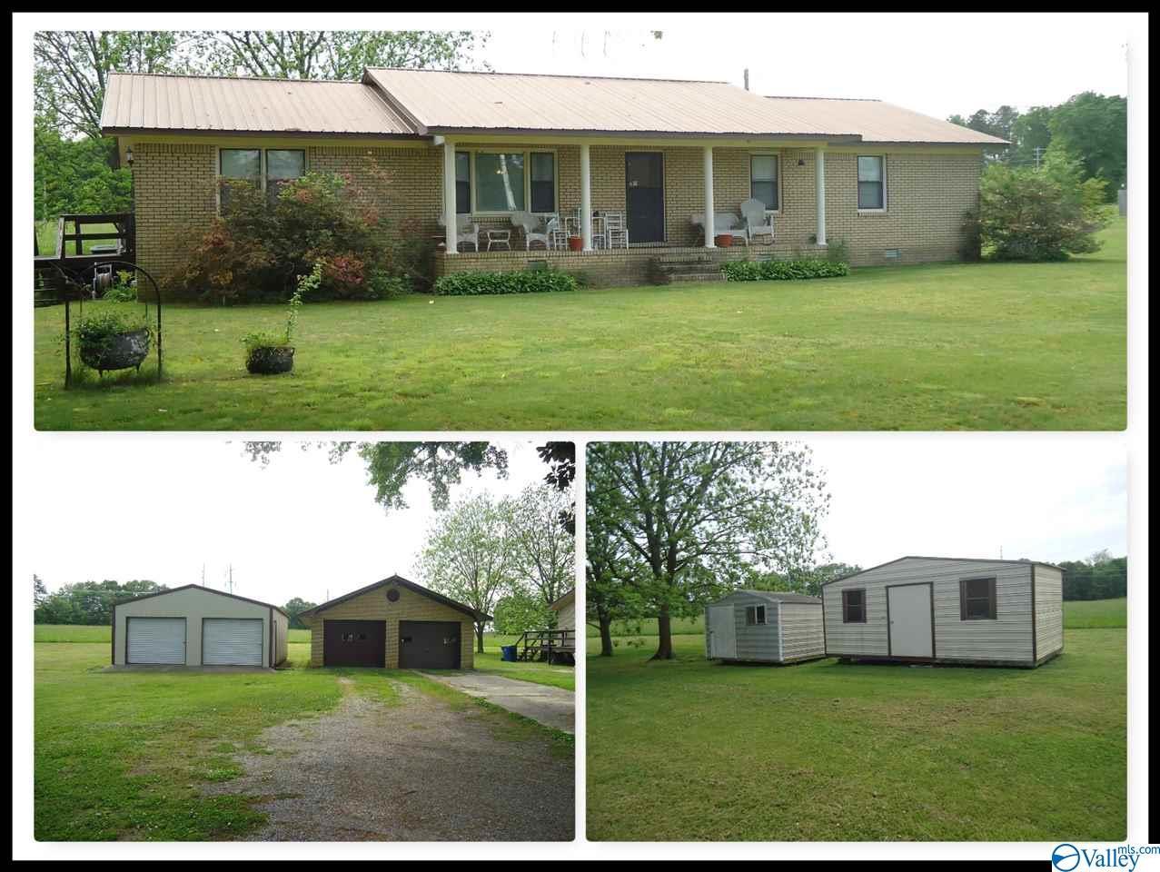 Photo of home for sale at 2784 Alabama Highway 205, Albertville AL