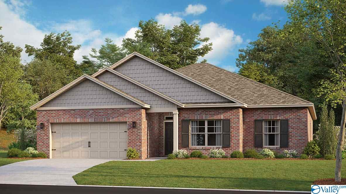 Photo of home for sale at 24791 Delilah Circle, Athens AL