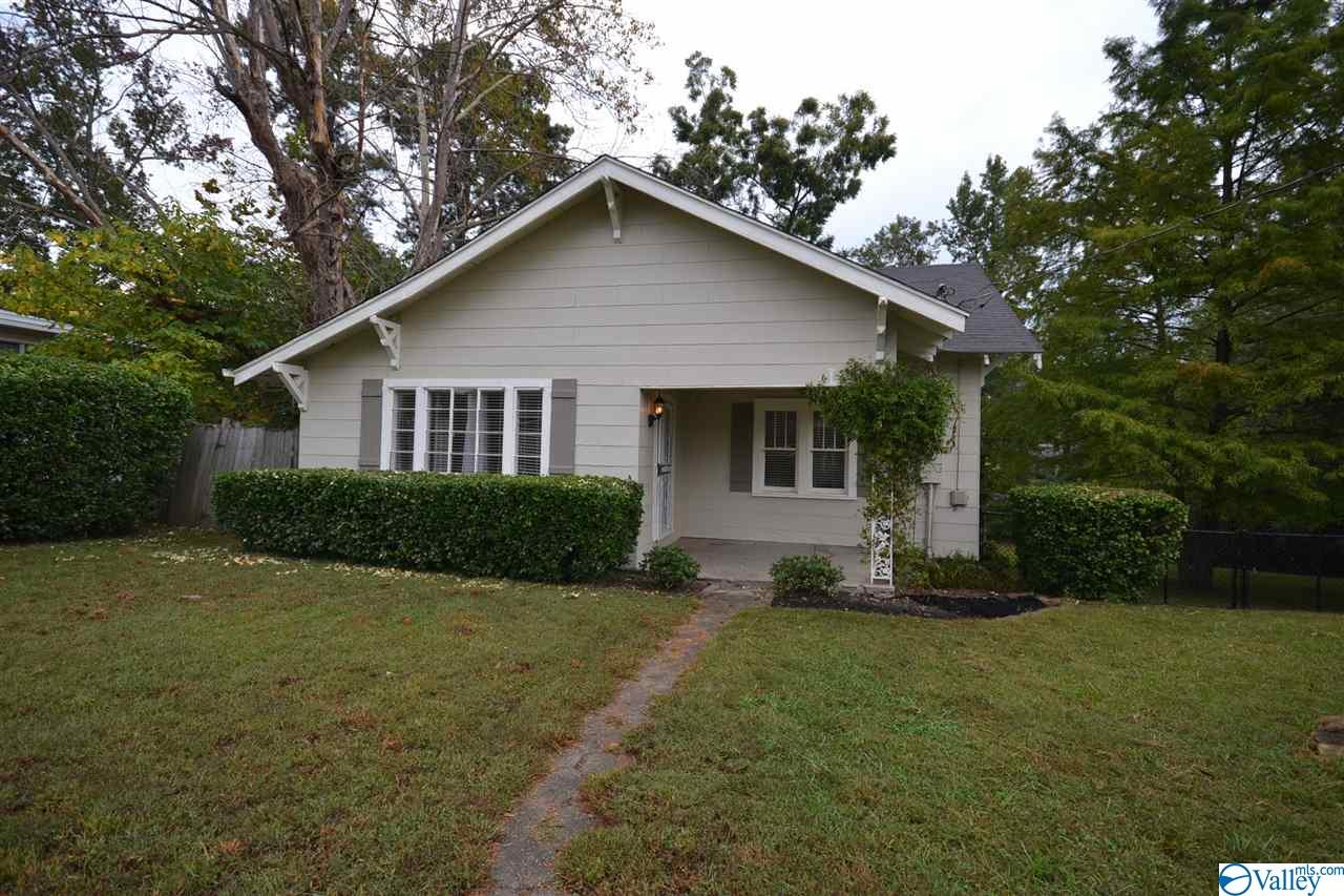 Photo of home for sale at 1321 Goehler Road, Cullman AL