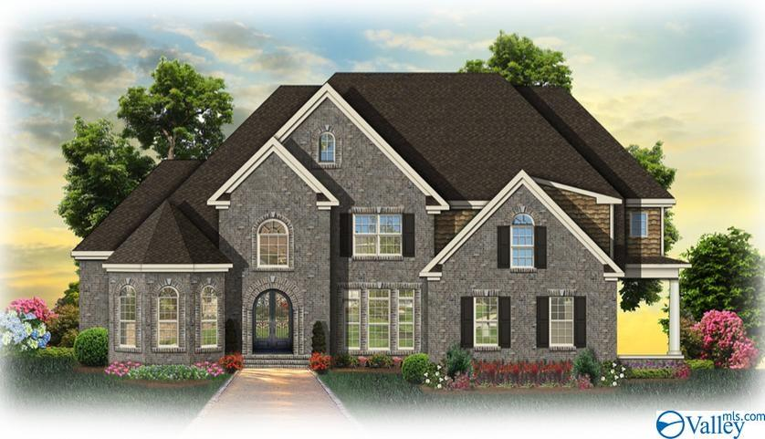 Photo of home for sale at 120 Naismith Drive, Meridianville AL