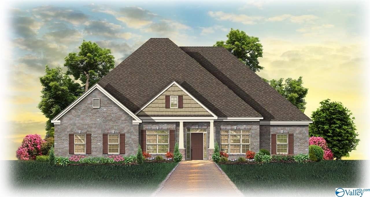 Photo of home for sale at 117 Naismith Drive, Meridianville AL