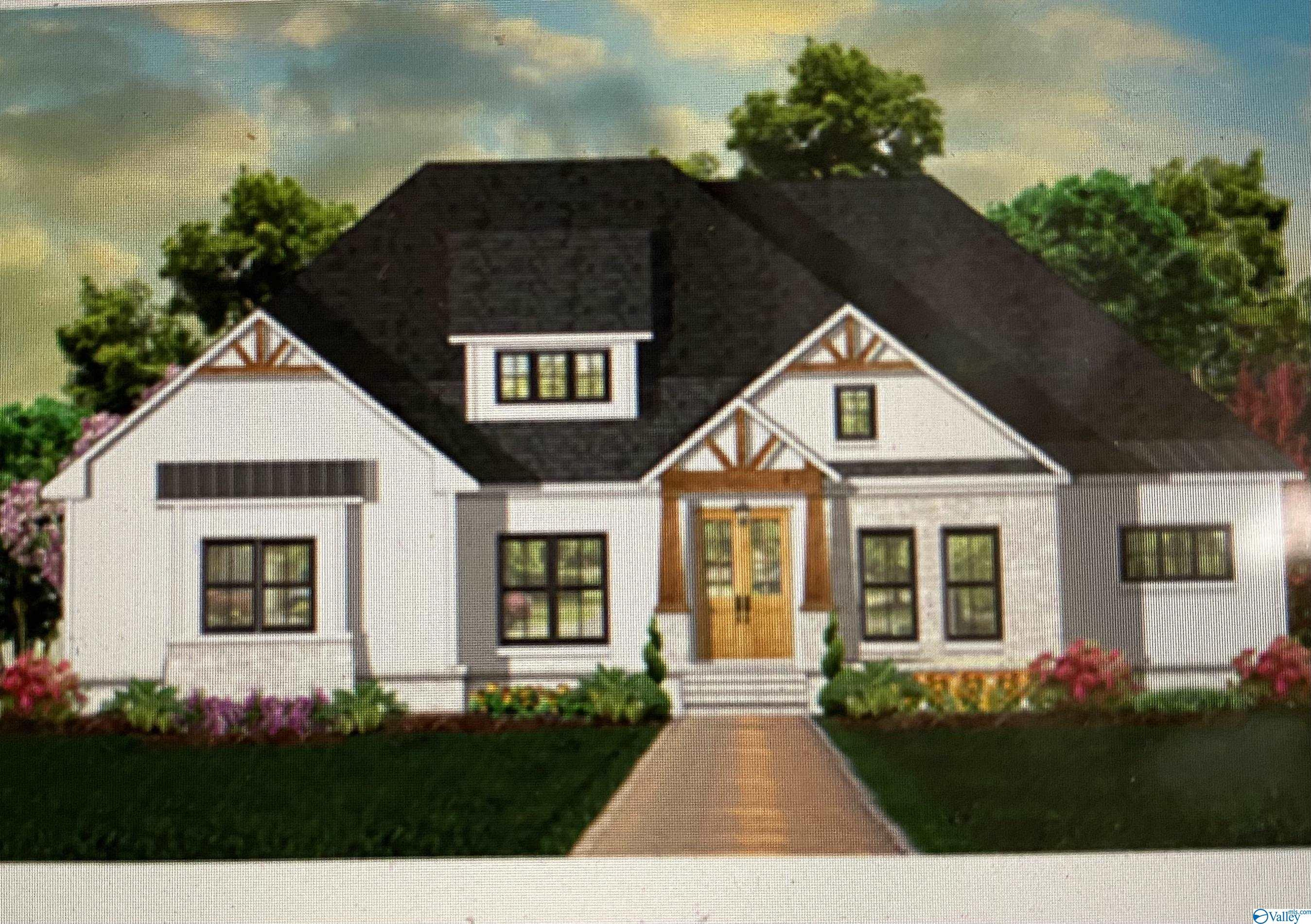 Photo of home for sale at 7 Trail Loop Circle, Huntsville AL