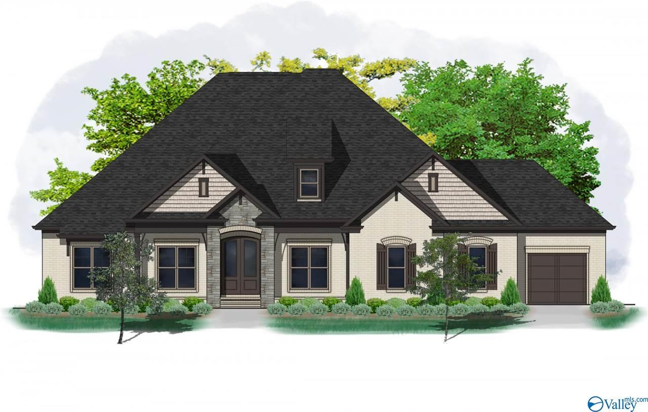 Photo of home for sale at 6003 Saddle Hill Trail, Owens Cross Roads AL