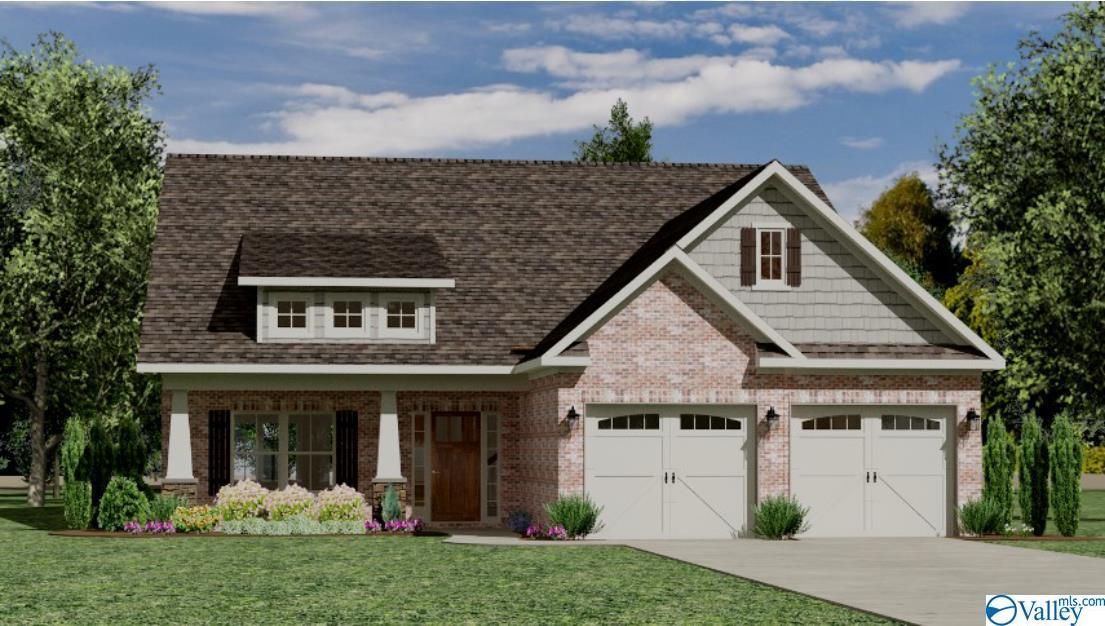 Photo of home for sale at 7119 Kingsbridge Lane, Owens Cross Roads AL