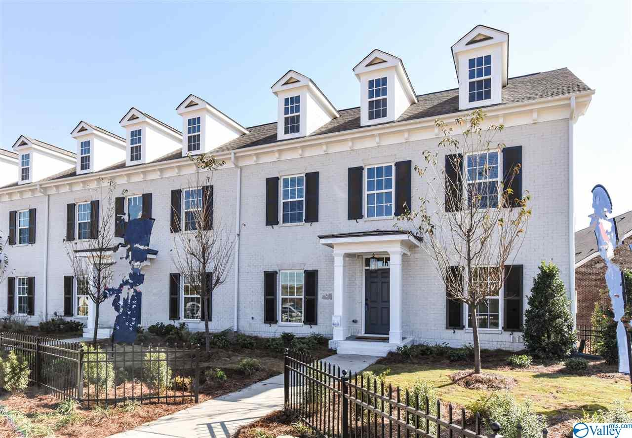 Photo of home for sale at 529 Town Madison Boulevard, Madison AL