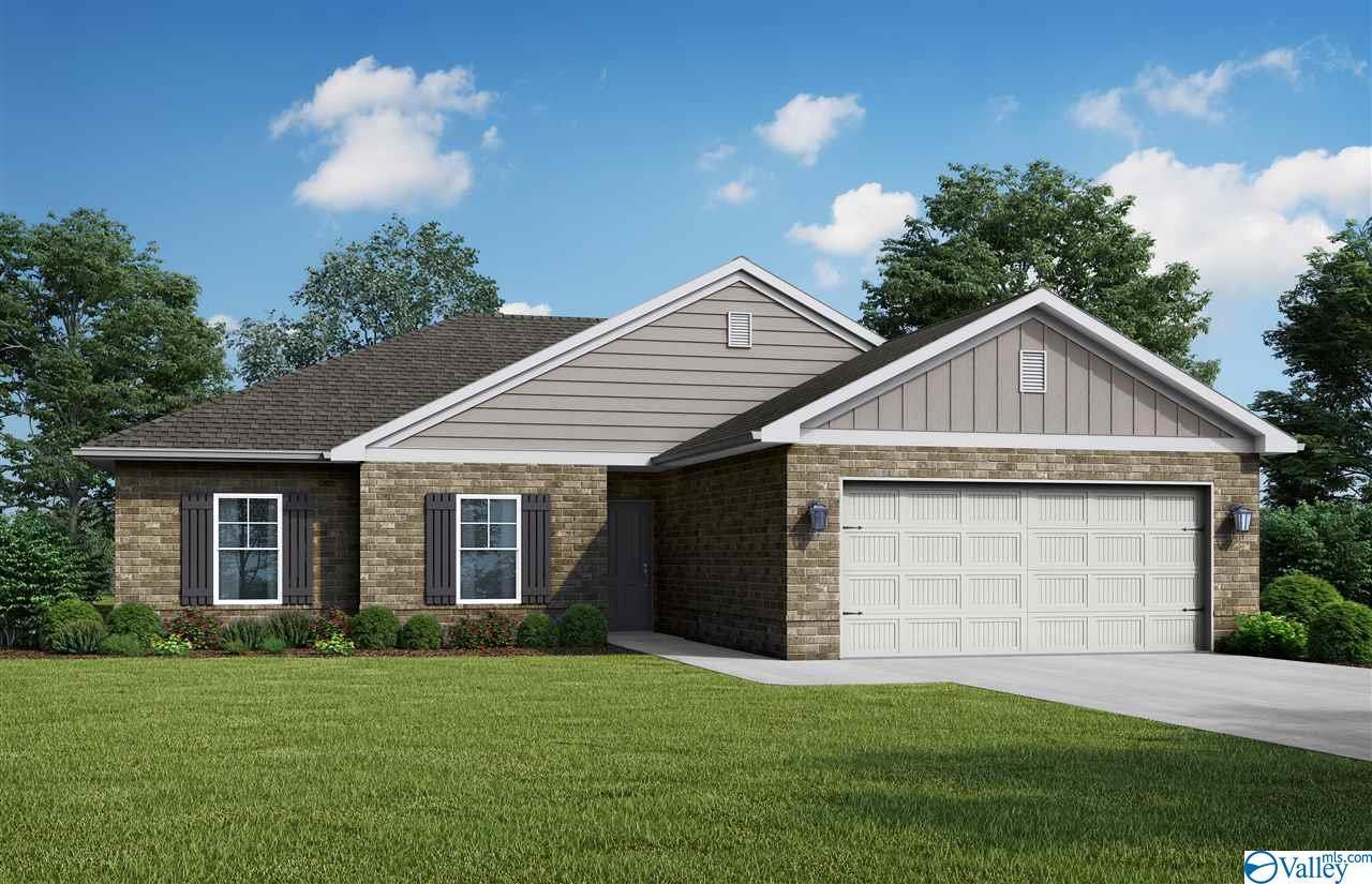 Photo of home for sale at 3215 Northfield Lane, Huntsville AL