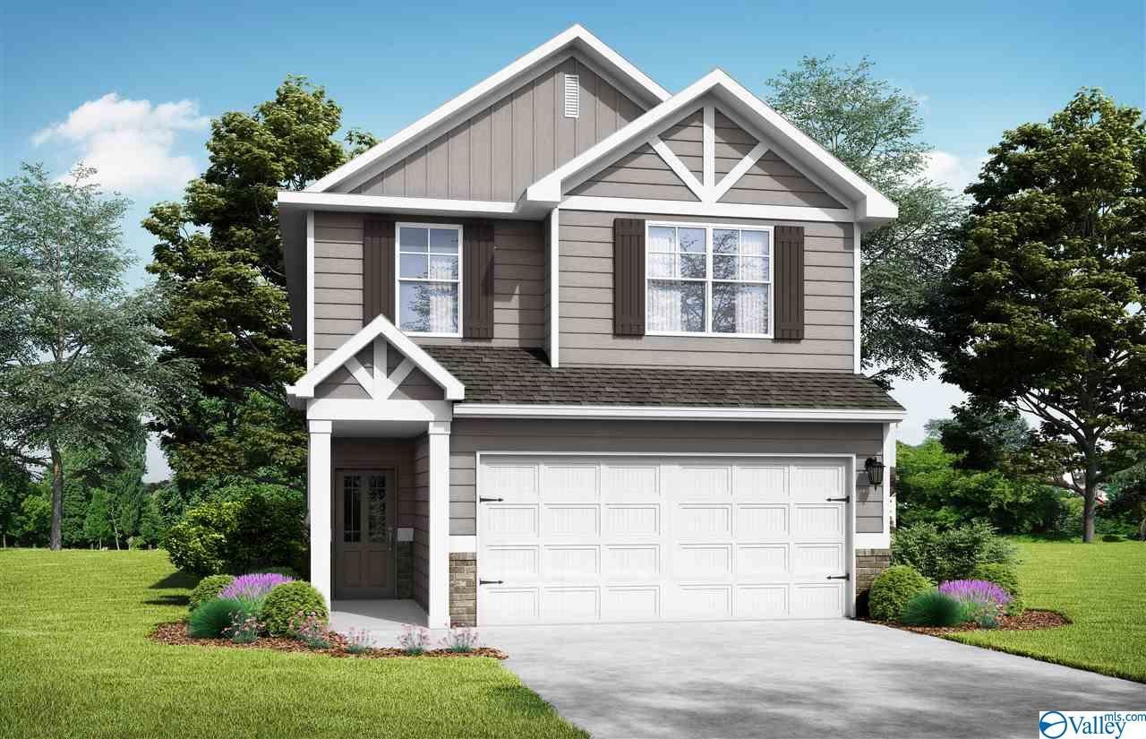 Photo of home for sale at 7202 Elmcroft Avenue, Huntsville AL