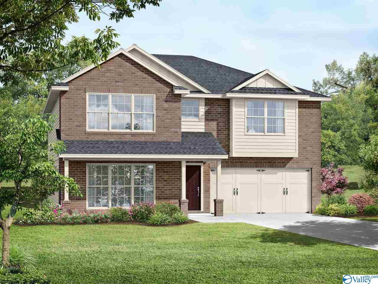 Photo of home for sale at 101 Pointe Haven Court, Huntsville AL