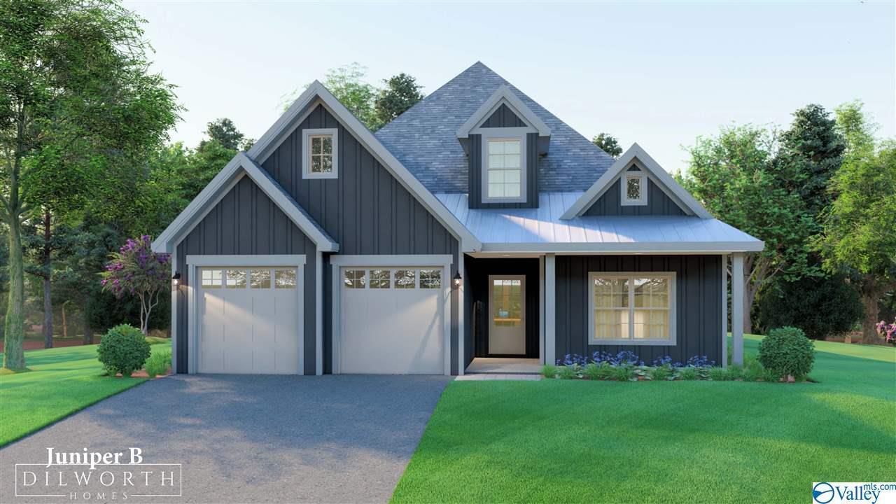 Photo of home for sale at 1631 Cherokee Ridge Drive, Union Grove AL