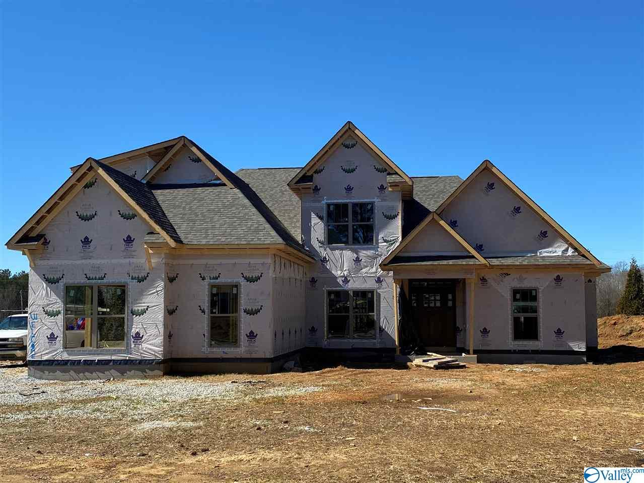 Photo of home for sale at 19855 Capitol Hill Drive, Tanner AL