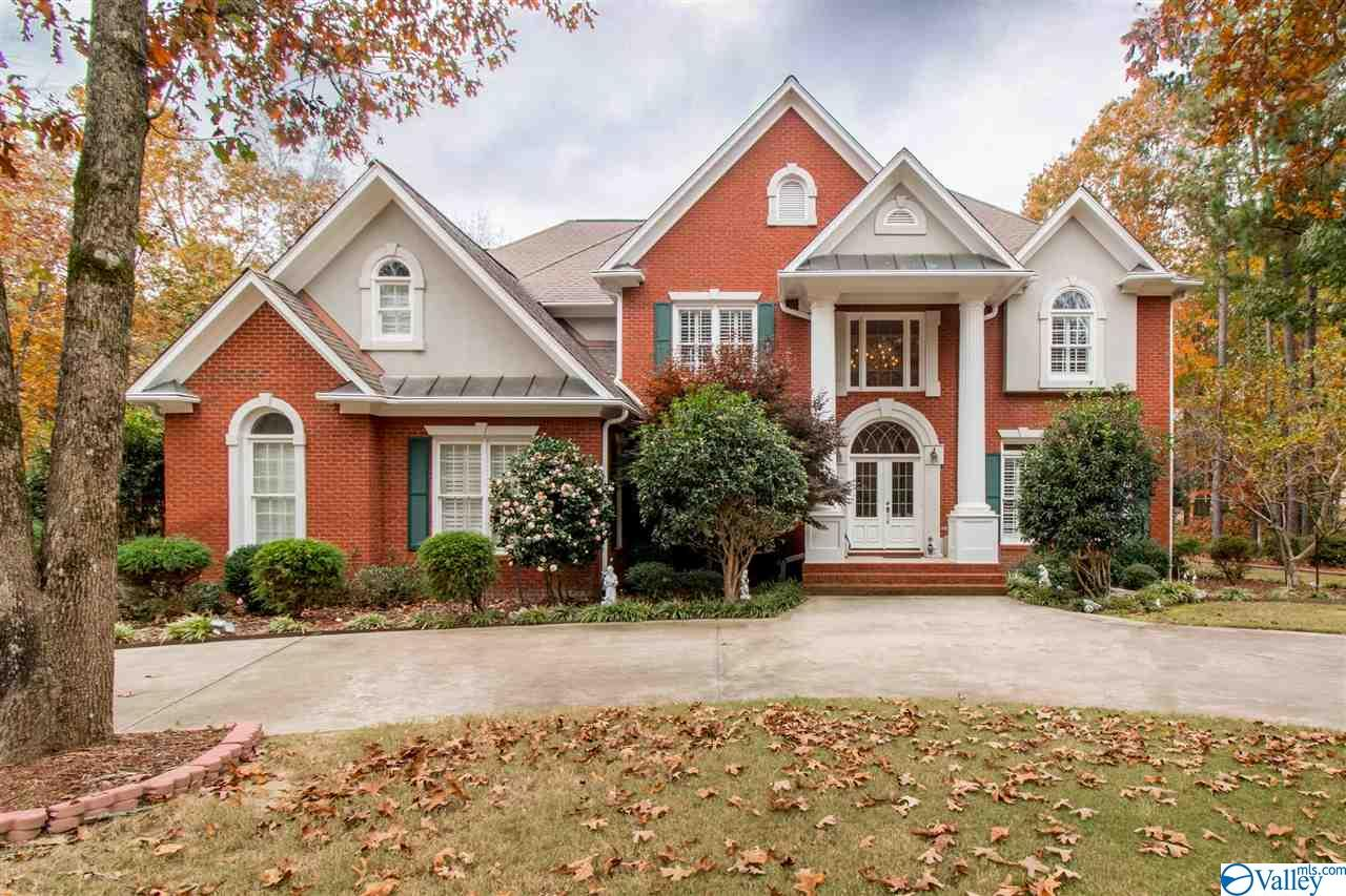 Photo of home for sale at 834 Cherokee Ridge Drive, Union Grove AL
