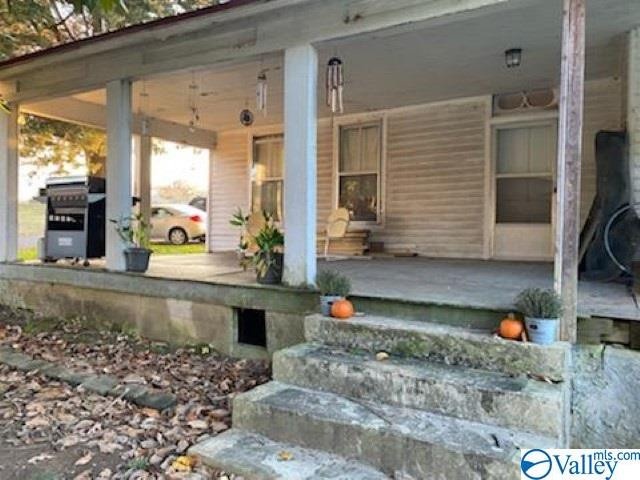 Don't let this hidden gem pass you by. This two bedroom two bath 1592 sq. foot home is the perfect starter home or investment property. It's conveniently located within the city limits of New Hope and sits on .58 acre lot. New plumbing, electrical and metal roof in 2017. Fridge, stove, dishwasher, washer and dryer all convey. This home needs some TLC and is being sold AS IS/Where IS.
