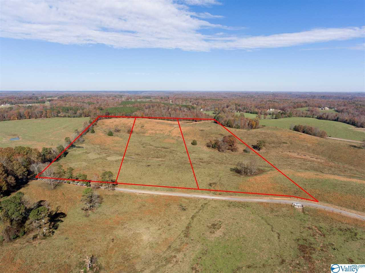 Photo of home for sale at Tract 3 Kimbrell Road, Athens AL