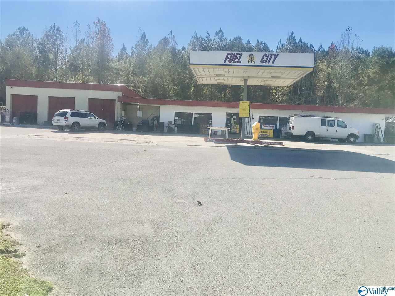 Photo of home for sale at 205 Highway 68, Collinsville AL
