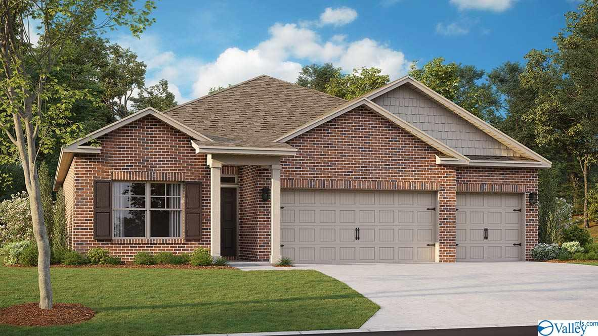 Photo of home for sale at 26330 Jones Spring Drive, Athens AL