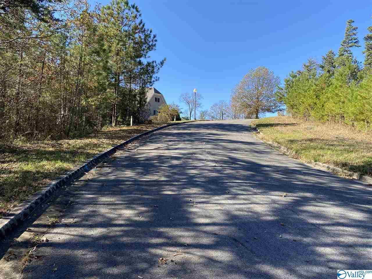 Photo of home for sale at 21 Ridgefield Circle, Guntersville AL