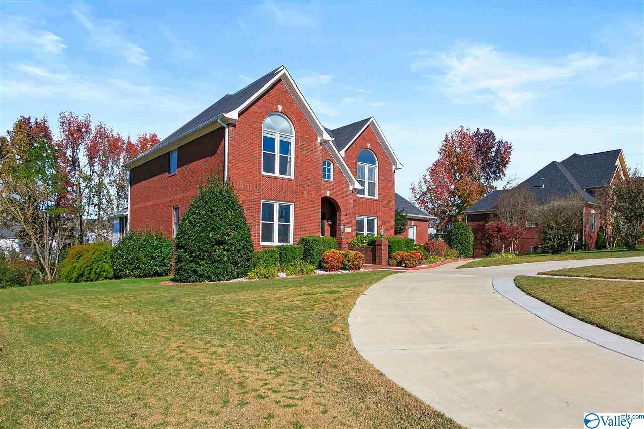 Photo of home for sale at 24757 Deer Ridge Lane, Athens AL