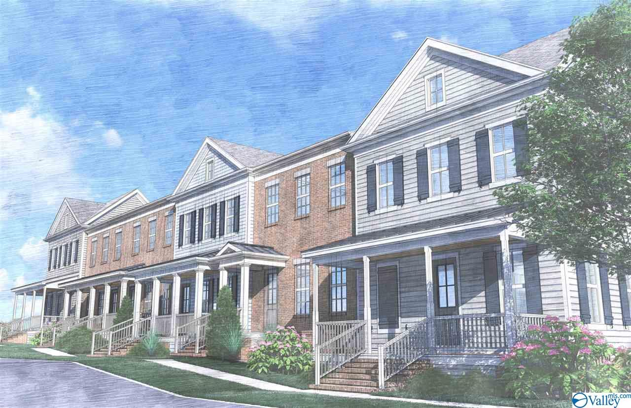 Under Construction- Low Maintenance traditional townhome featuring spacious front porch, phenomenal backyard space, & 2-car garage. This end-unit, 3-bedroom open-concept design with first-floor master is perfect for owner expecting for low maintenance living! Amenities include traditional mill work, granite or quartz counter tops throughout kitchen & all bathrooms. Galley kitchen design offers lots of countertop space & tons of natural light! First floor master suite complete with walk-in closet, tile shower, & tub. Enjoy a location on the Creekside of the Village less than 1/2 mile from the Heart of the Village of Providence's Town Center.