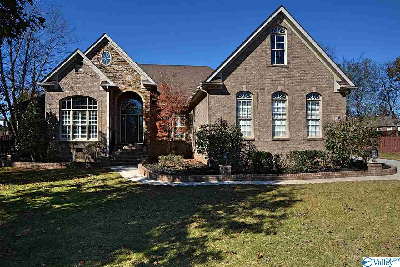 Photo of home for sale at 102 Woodley Road, Madison AL