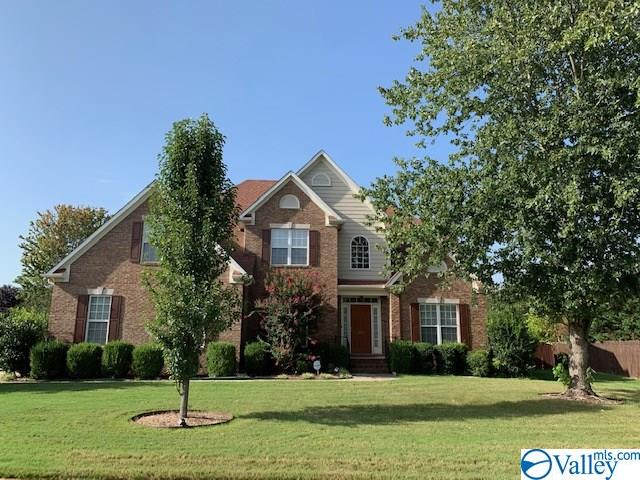 Photo of home for sale at 205 Cedar Springs Place, Madison AL