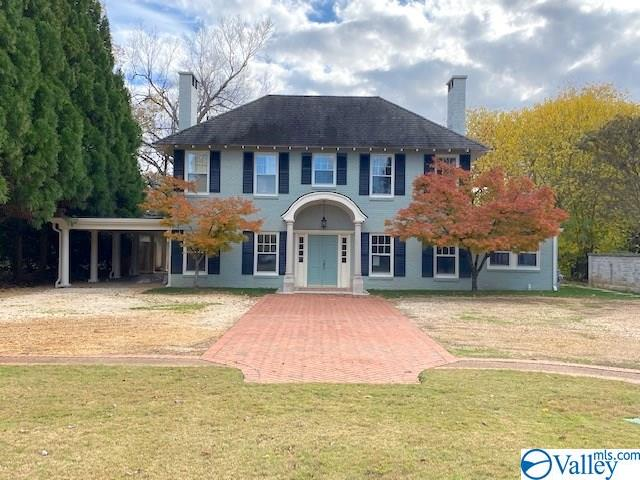 Photo of home for sale at 306 Washington Street, Athens AL