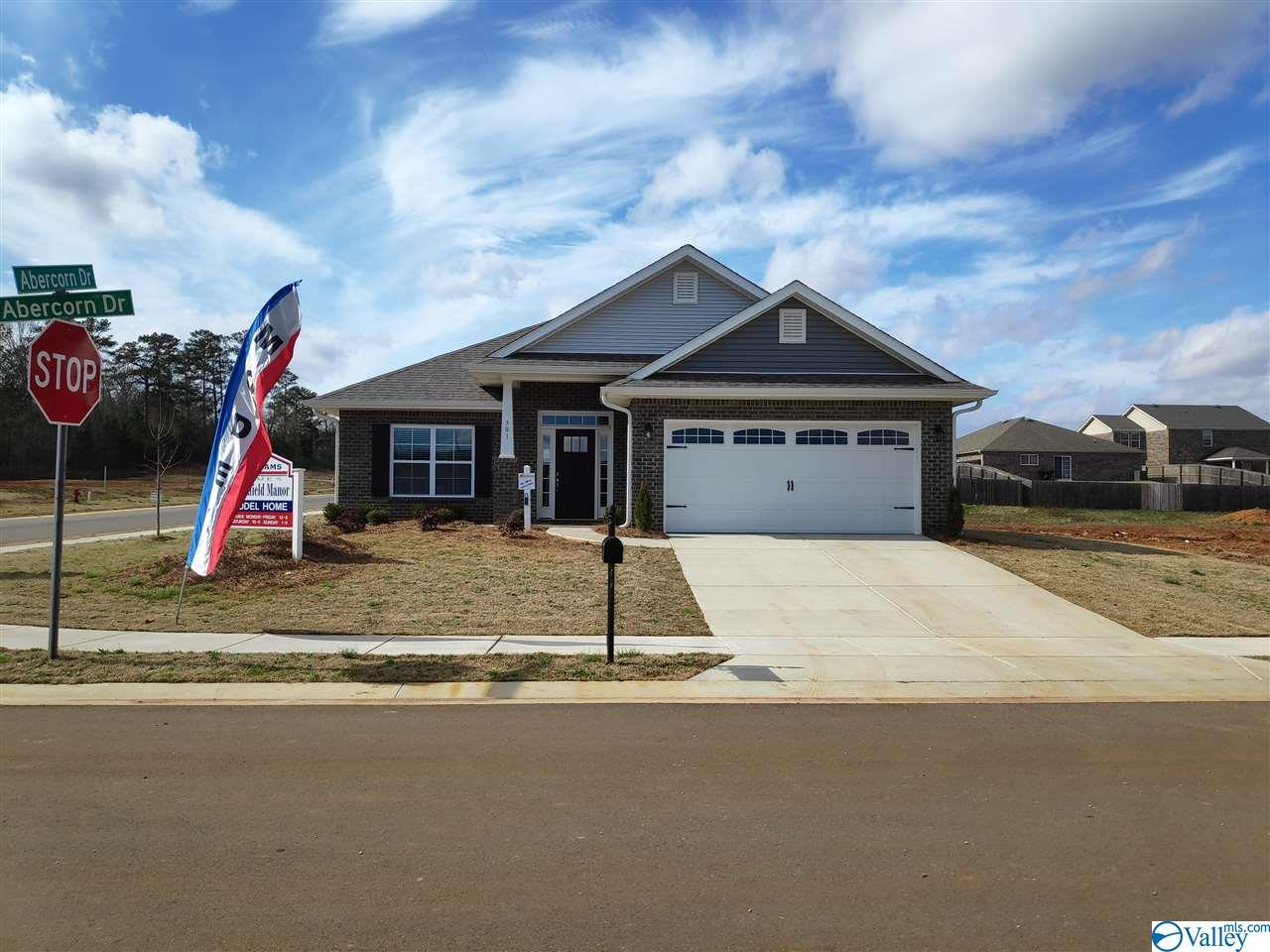 Photo of home for sale at 187 Abercorn Drive, Madison AL