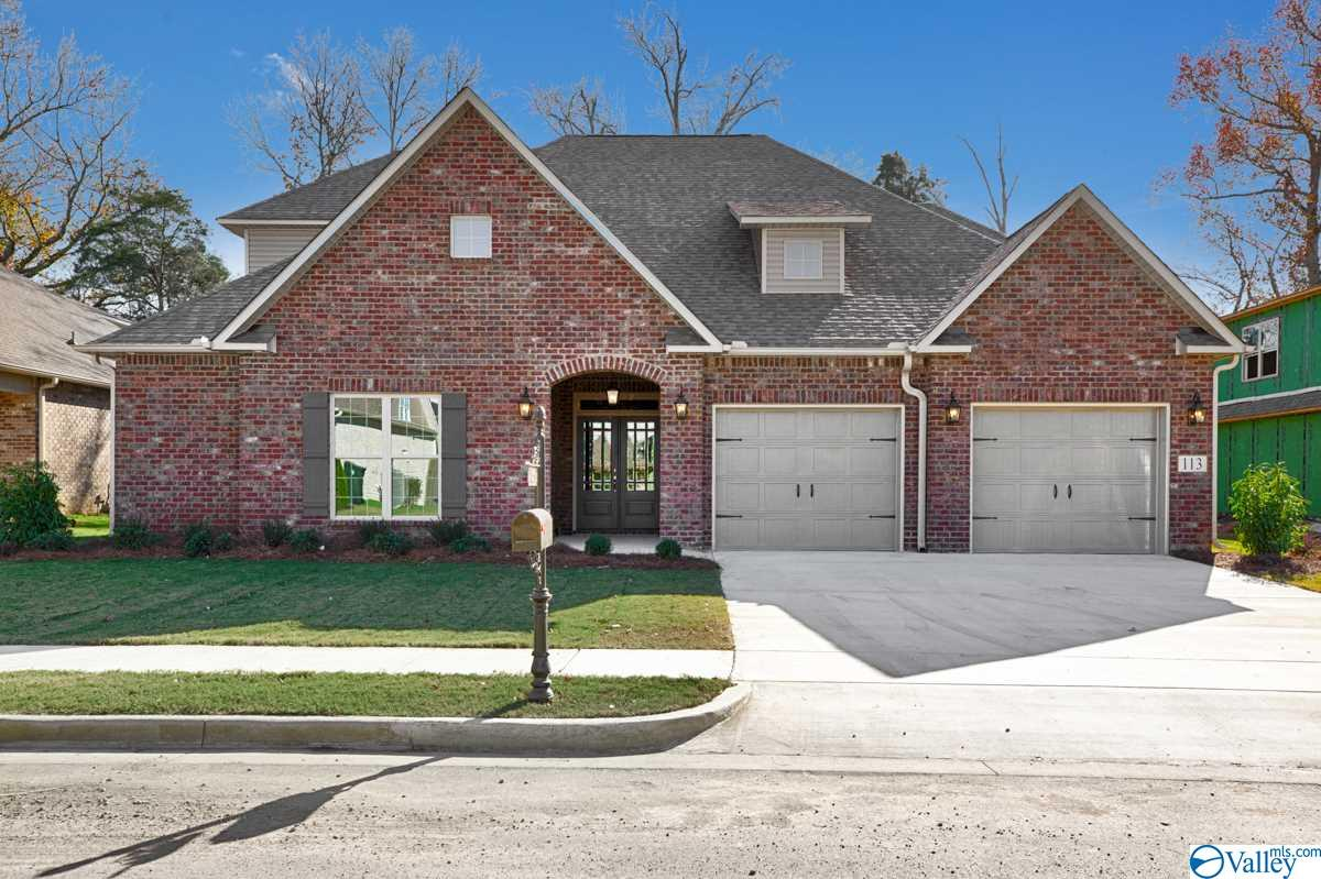Photo of home for sale at 130 Park Trail Drive, Madison AL
