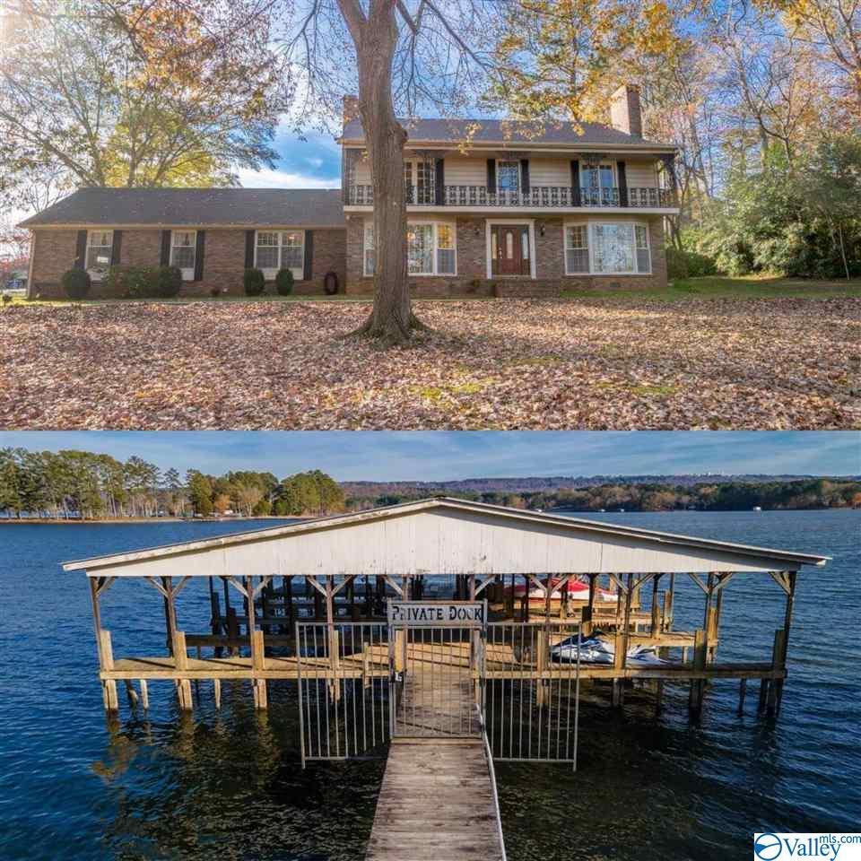 Photo of home for sale at 236 Lee Hall Street, Scottsboro AL