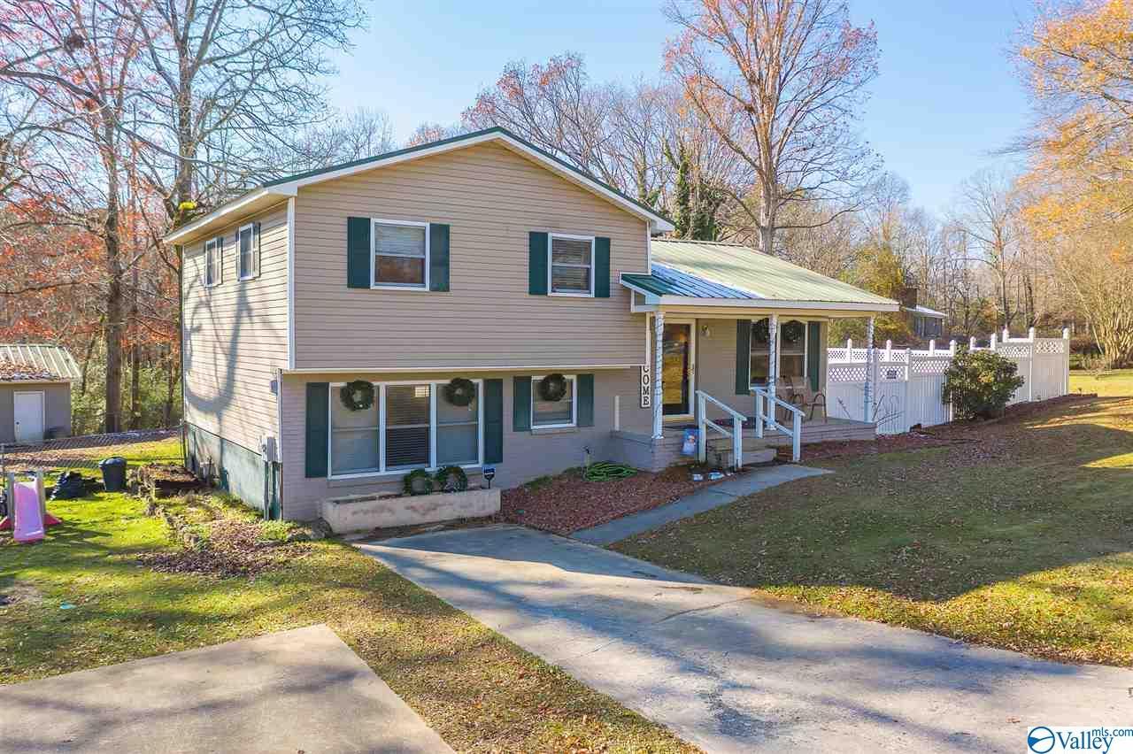 Photo of home for sale at 240 Lane Garett Drive, Arab AL