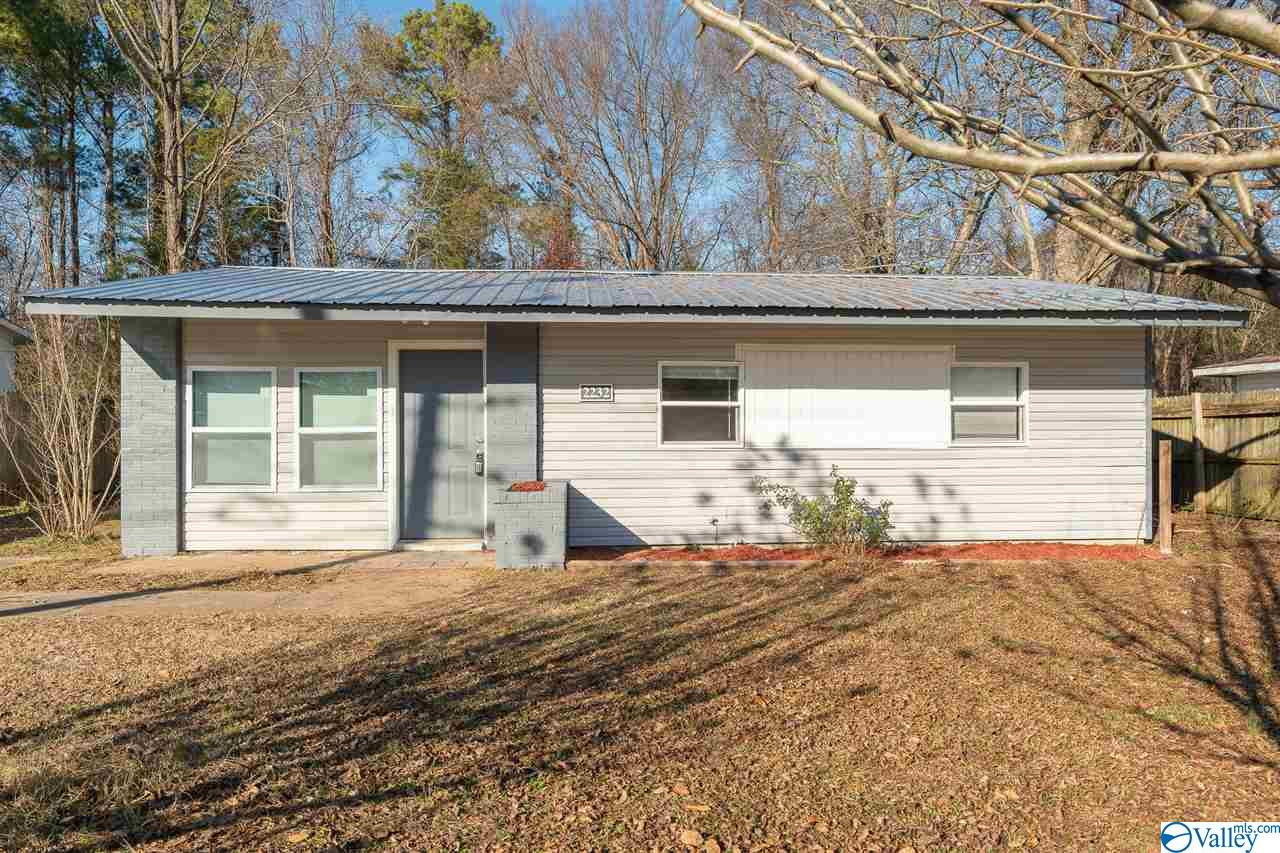 Photo of home for sale at 2232 Atkins Drive, Huntsville AL
