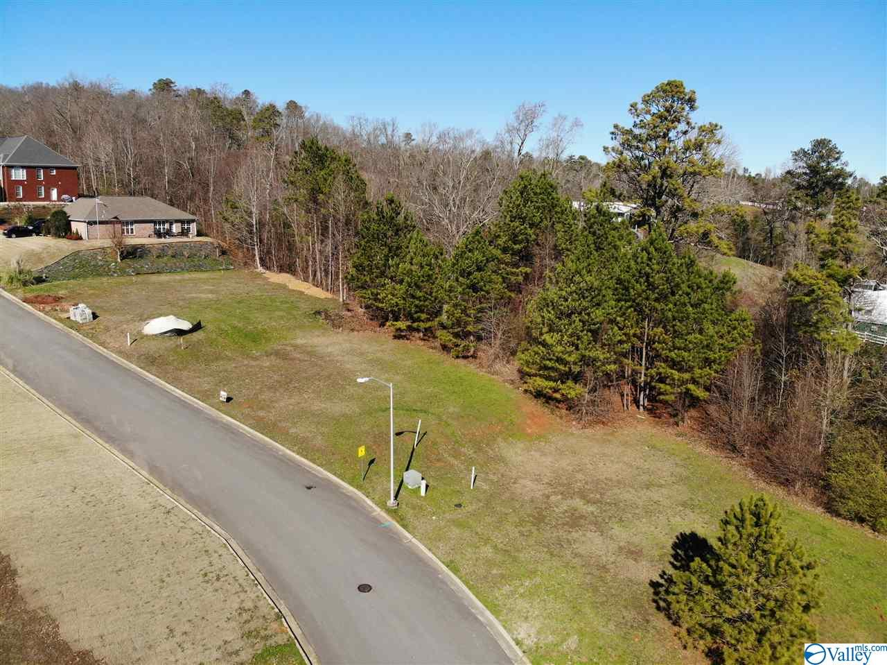 Photo of home for sale at 25 Waterfront Street, Guntersville AL