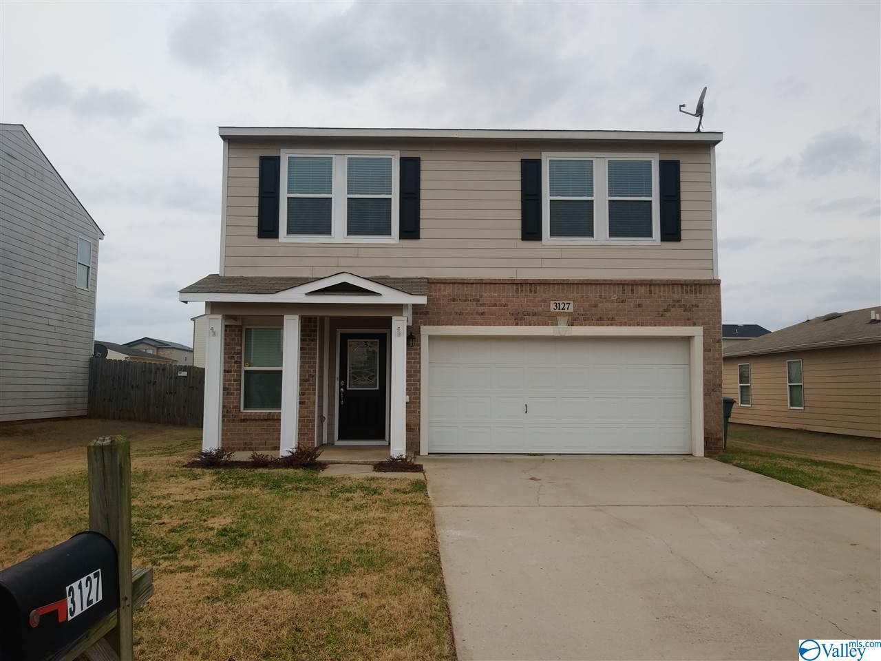 Photo of home for sale at 3127 Castlecreek Drive, Madison AL
