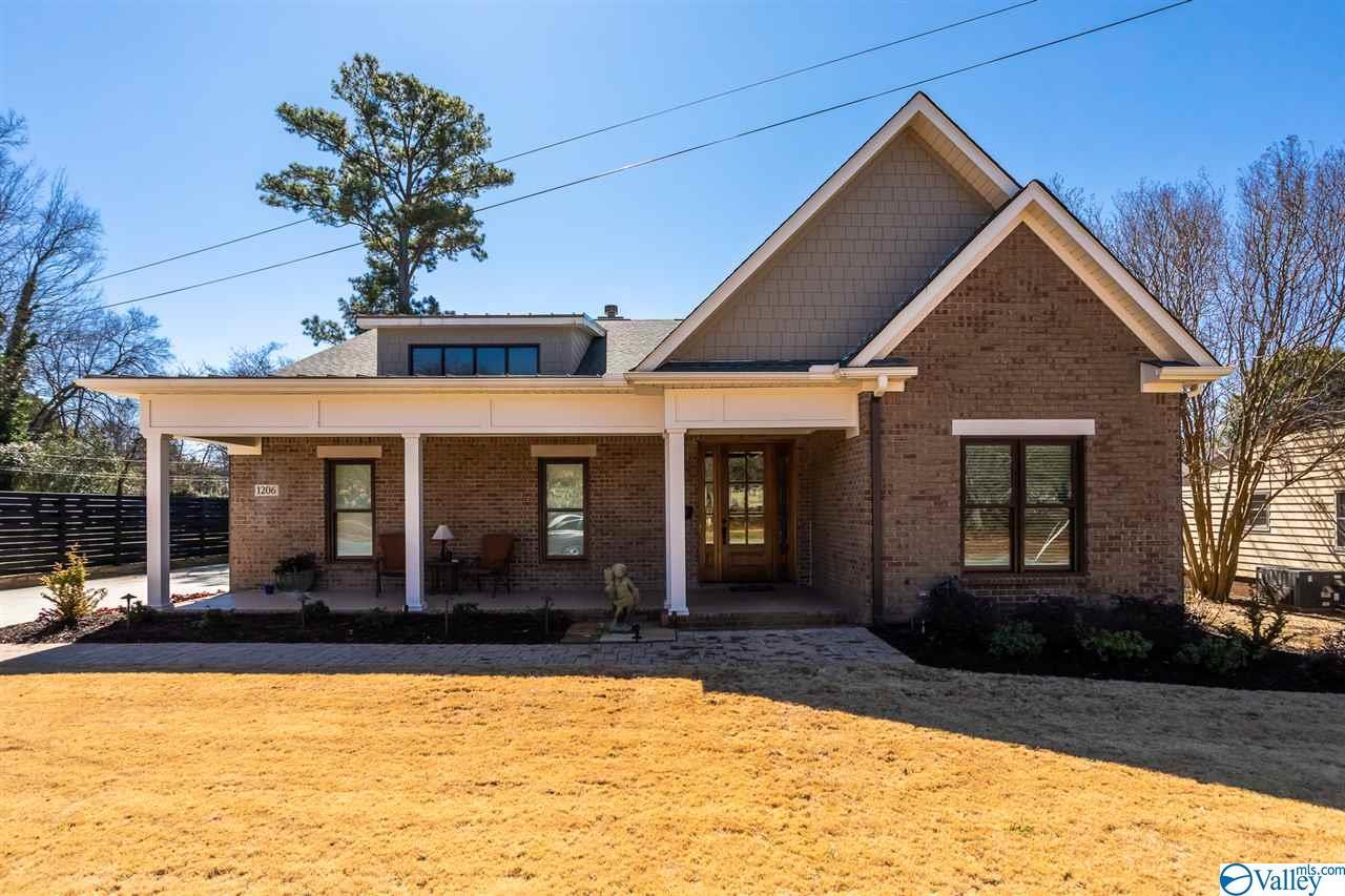 Property for sale at 1206 Mcclung Avenue, Huntsville,  Alabama 35801