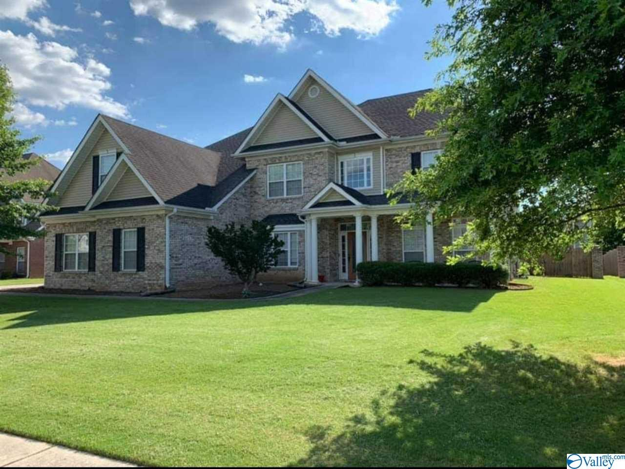 Welcome to 3210 Mossy Rock Rd in the Hampton Cove subdivision of Cobblestone Cove.  This gorgeous home features 5 bedrooms and 5 bathrooms including a mother-in-law suite on the first floor.  Two family rooms on the first floor, an office space upstairs and an additional bonus room off of one of the bedrooms means there's plenty of room to spread out.  All of the large bedrooms have walk-in closets and their own bathroom.  The kitchen features granite countertops, a pantry, an island with extra storage and lots of cabinet space.  Home comes with a membership to the Hampton House to access the pool, tennis, and clubhouse.
