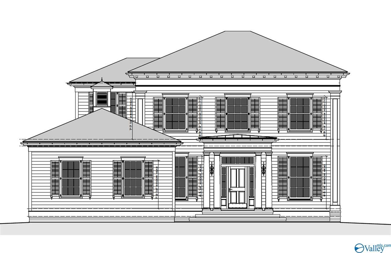 Custom Home Pre-sale - SOLD before distribution. Entry for the purpose of comps. Raised Slab Construction. Contract based off preliminary info & preliminary square footage. Details to be updated prior to closing.