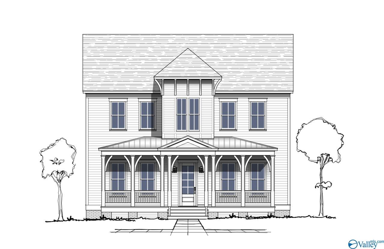 Under Construction-Custom Home Pre-sale - SOLD before distribution. Entry for the purpose of comps. Raised Slab Construction. Contract based off preliminary info & preliminary square footage. Details to be updated prior to closing.