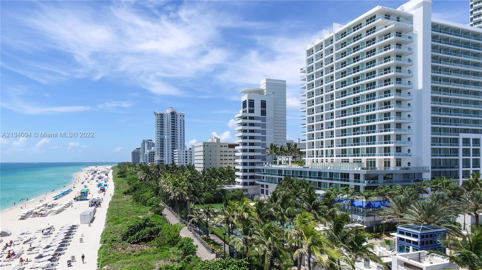 Fontainebleau Sorrento #915 - 4391 COLLINS AV #915, Miami Beach, FL 33140