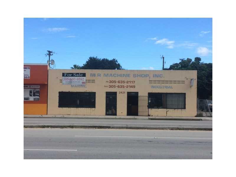2421 NW 27 AV, Miami, Florida 33142, ,Commercial Sale,For Sale,2421 NW 27 AV,A2169650