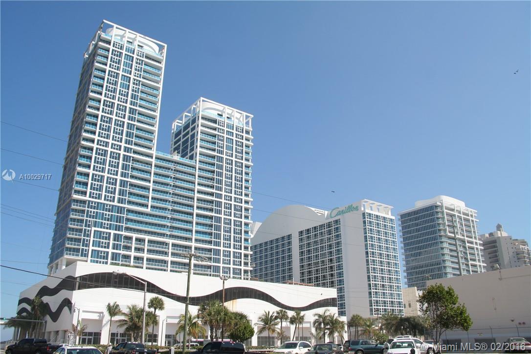 Carillon Hotel Tower #917 - 6801 Collins Ave #917, Miami Beach, FL 33141