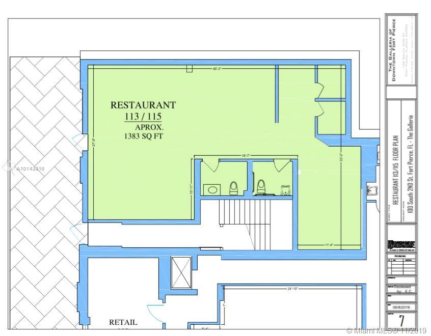 113/115 Orange Ave, Fort Pierce, Florida 34950, ,Commercial Sale,For Sale,113/115 Orange Ave,A10143816