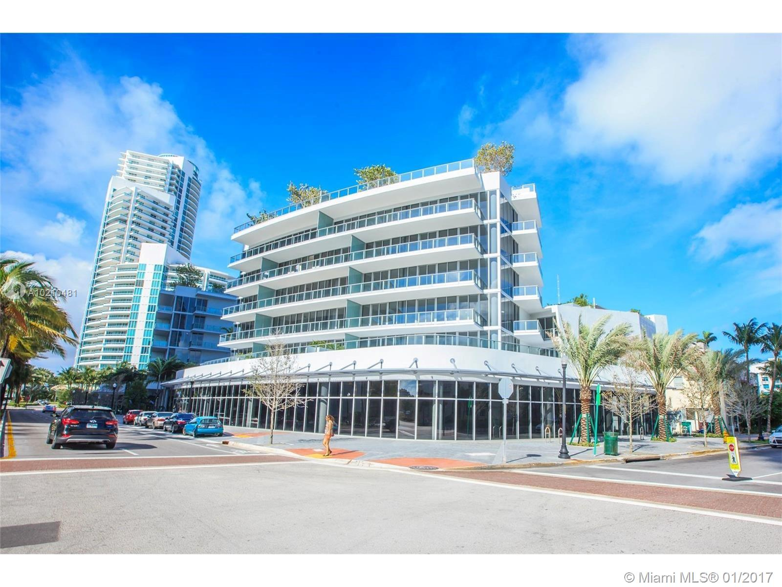 Marea #CU2-A - 801 S Pointe Dr #CU2-A, Miami Beach, FL 33139