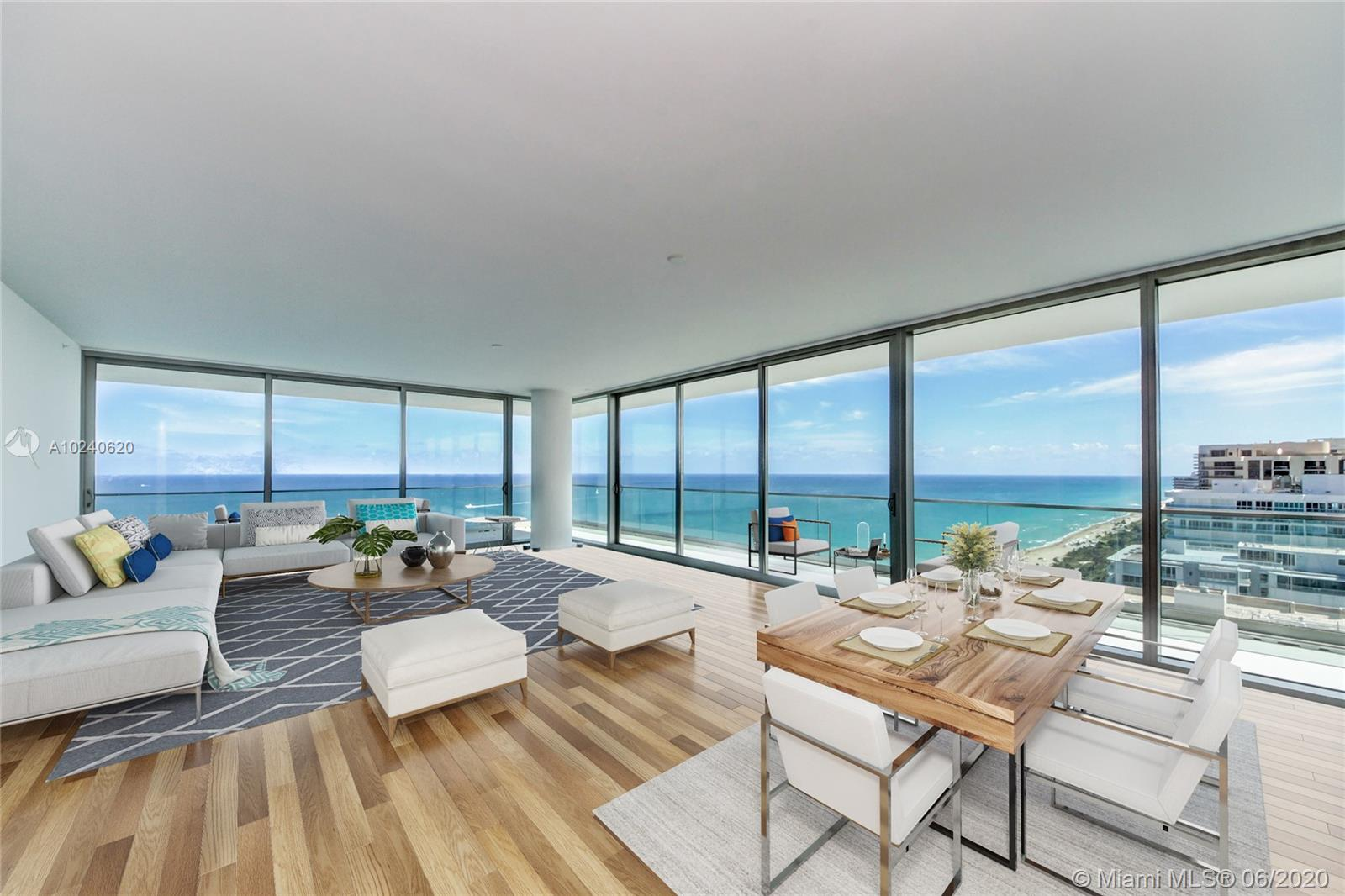 image #1 of property, 10201 Collins Ave 2401 S, Unit 2401S