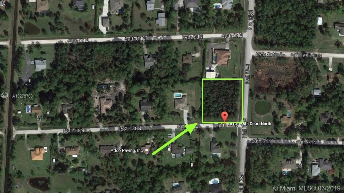 0 68th Ct, Loxahatchee, Florida 33470, ,Land/boat Docks,For Sale,0 68th Ct,A10275793