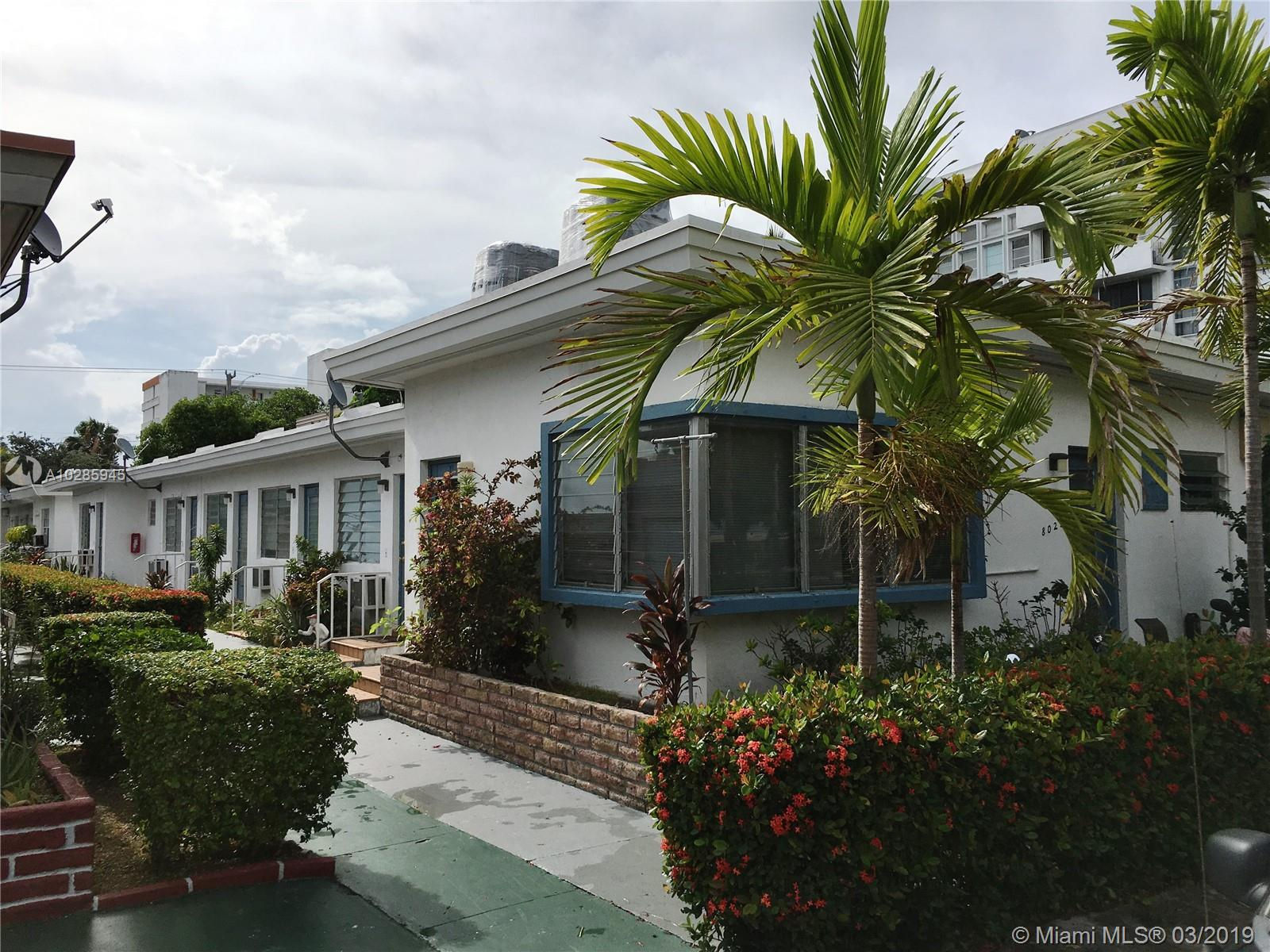8025 Byron Ave, Miami Beach, Florida 33141, ,Commercial Land,For Sale,8025 Byron Ave,A10285945