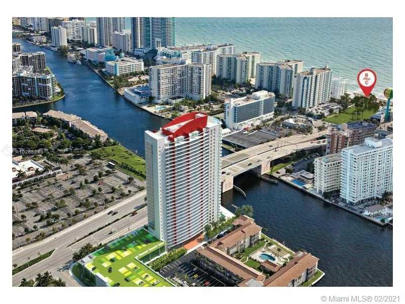 Beachwalk #R1906 - 2602 E Hallandale Beach Blvd #R1906, Hallandale Beach, FL 33009